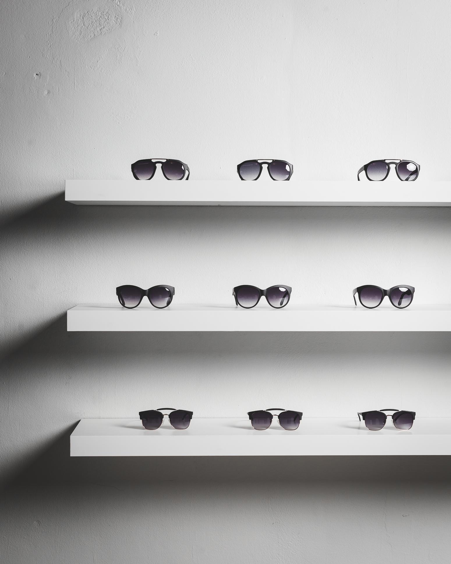 Dirocco eyewear by Jay Pegg